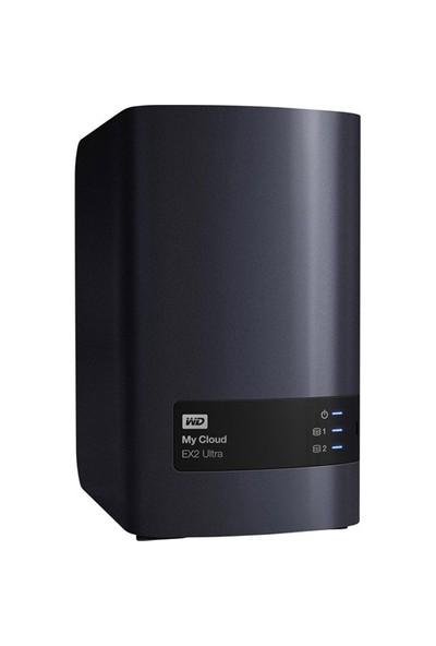Wd My Cloud Ex2 Ultra 0TB Disksiz Nas WDBVBZ0000NCH-EESN