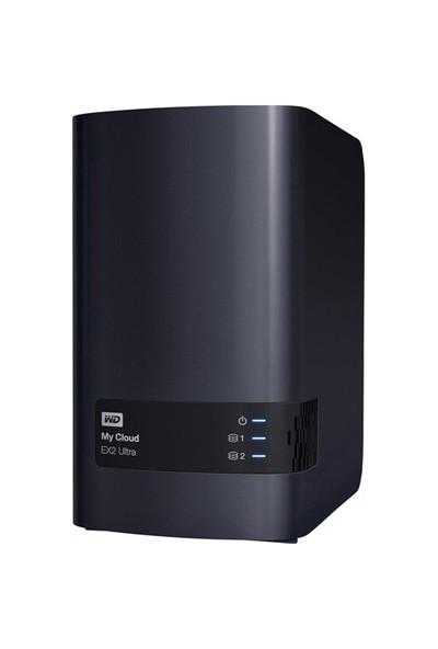 Wd My Cloud Ex2 Ultra 4TB Nas WDBVBZ0040JCH-EESN