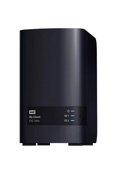 Wd My Cloud Ex2 Ultra 8TB Nas WDBVBZ0080JCH-EESN