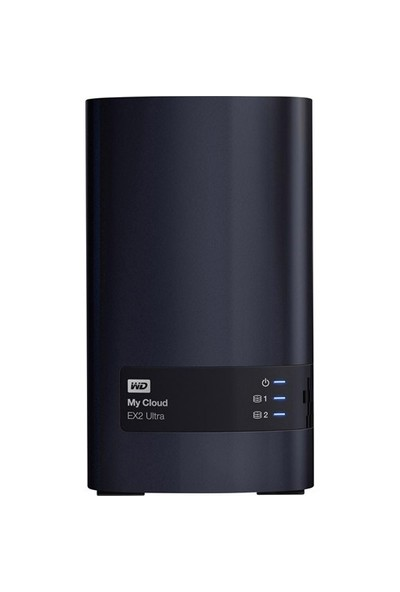 Wd My Cloud Ex2 Ultra 16 TB Nas (WDBVBZ0160JCH-EESN)