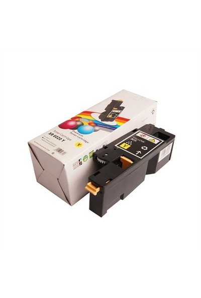 Xerox 106R02762 Phaser 6020 - 6022, Workcentre 6025 - 6027 Sarı Muadil Toner