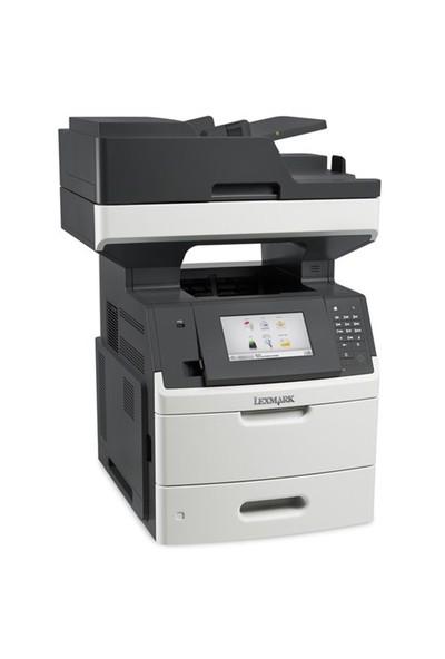 Lexmark MX710de Fotokopi + Faks + Tarayıcı + Laser Yazıcı
