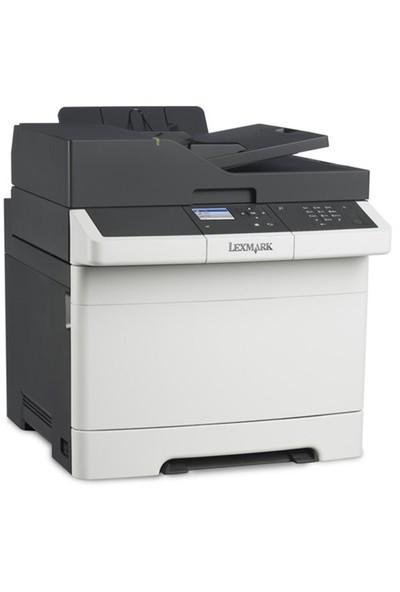 Lexmark CX310n Fotokopi + Tarayıcı + Renkli Laser Yazıcı