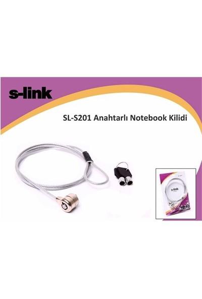 S-Link Sl-S201 S-Lınk Notebook Kilidi