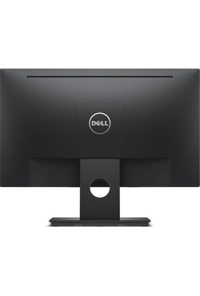 "Dell E2216H 21.5"" 5ms (Analog+Display) Full HD Led Monitör"