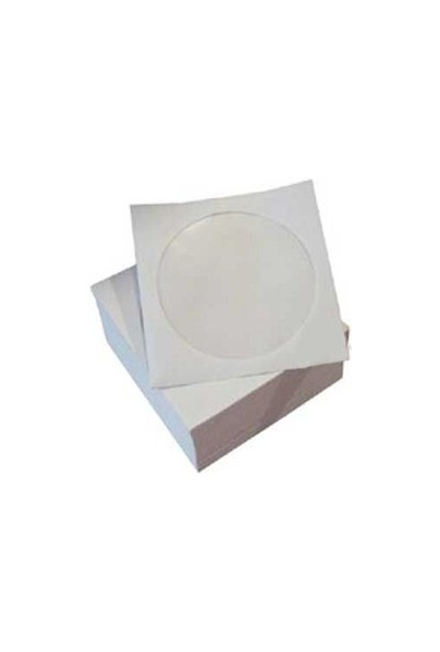 Yener 80 Gr. Pencereli Cd Zarfı (25 Adet Paket)