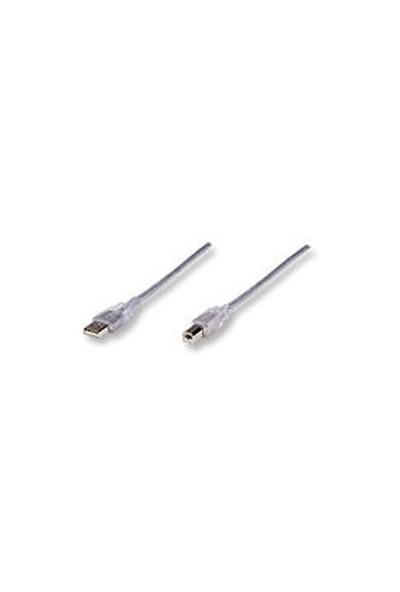 MANHATTAN 333405 USB 2.0 KABLO AM-BM 1,8mt