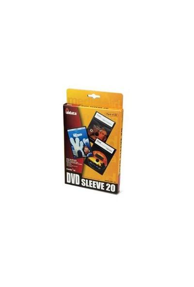 Aidata DS11-20 DVD Sleeves
