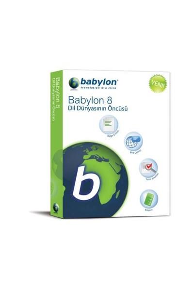 Babylon 8.0 Translation & Click 1 Yıl