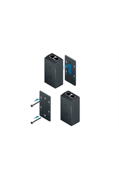 Ubiquiti Ubnt Poe 24V-24W 24V 1A Ethernet Adaptör