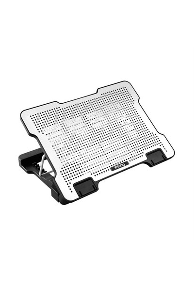 Frisby FNC-5215ST Aliminyum Oyuncu 2X14 CM Fan Notebook Soğutucu