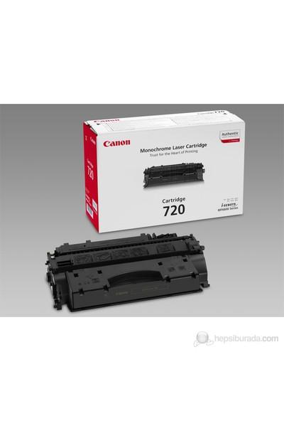 Canon Crg 720BK Siyah Toner