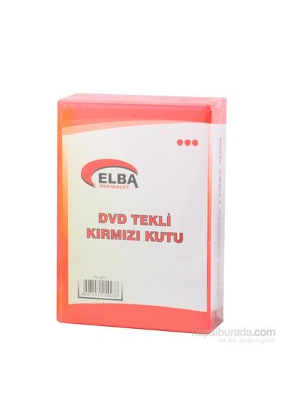 Elba Pl-221C Tekli Kırmızı Renkli Standart Dvd
