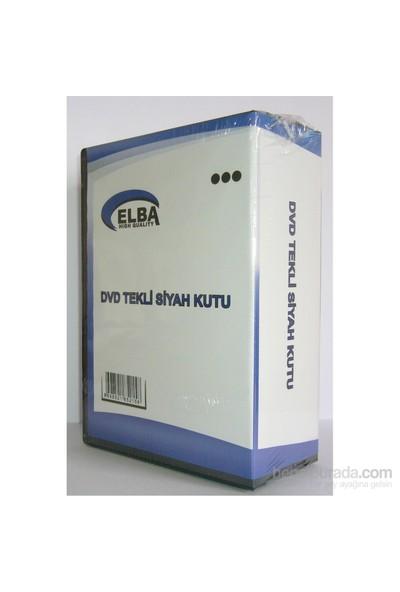 Elba Pl-221A Tekli Siyah Standart Dvd Kutusu 5Li
