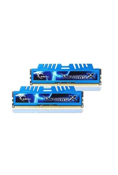 G.Skill RipjawsX 16GB(2x8GB) 2400MHz DDR3 Ram F3-2400C11D-16GXM