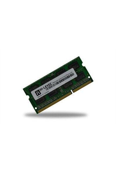 Hi-Level 8GB 1600MHz DDR3 Notebook Ram HLV-SOPC12800LW/8G