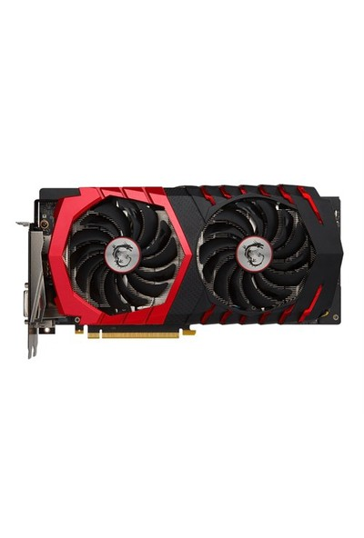 MSI NVIDIA GeForce GTX 1060 GAMING X 6G 6GB 192 bit GDDR5 DX(12) PCI-E 3.0 Ekran Kartı (GTX 1060 GAMING X 6G)