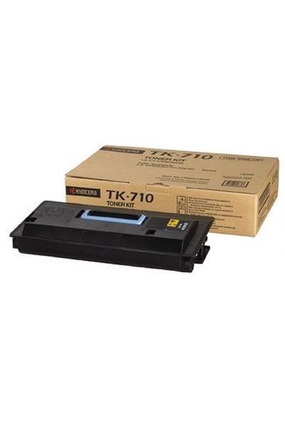 Kyocera Tk-710 Orjinal Toner Kartuşu ( Fs-9130Dn, Fs-9530Dn İçin, )