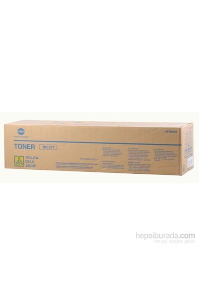 Mınolta Bizhup C452-552-652 Sarı Toner (Tn-613Y)