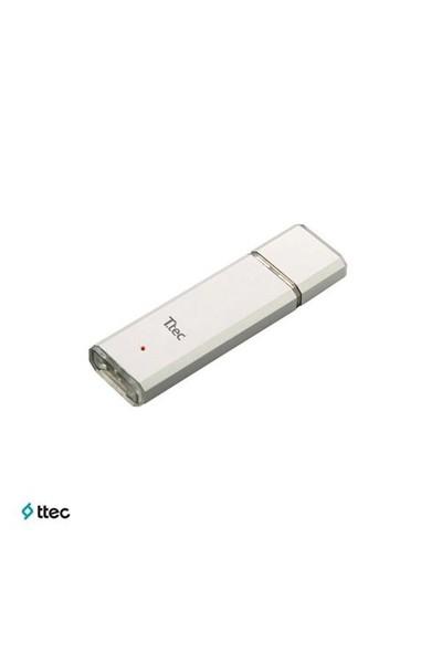 Ttec Usb Bellek 4 Gb Metal