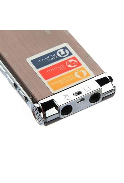 8 Gb Hafızalı Dijital Ses Kayıt Cihazı