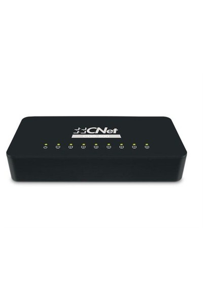 Cnet CGS-800 8-Port Gigabit Ethernet Switch