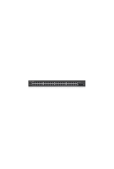 Zyxel Gs1900-48 48 Port 10/100/1000+2Xsfp Web Yönetilebilir Swıtc