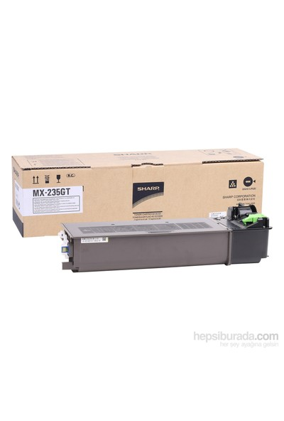 Sharp Mx-235Gt Orginal Toner Ar-5618/5620/5623 Mx-M182/M202/M232