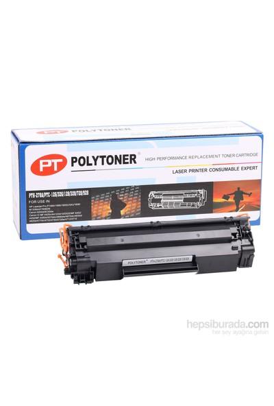 Hp Ce278a Polytoner P1566-1606Dn-M1536 Crg-728