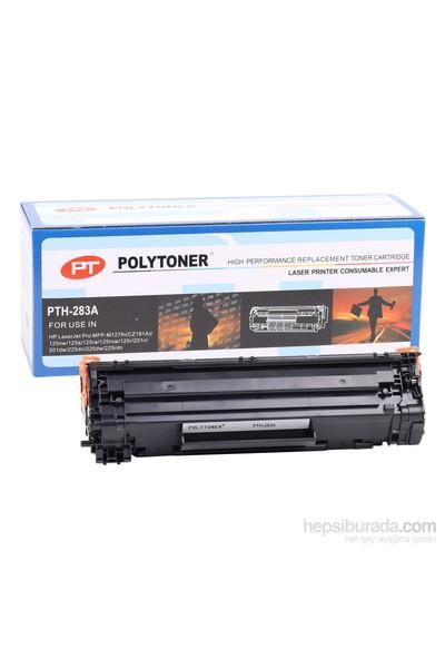Hp Cf283a Polytoner M125/M127/M201/M225 Crg-737 1500 Sayfa