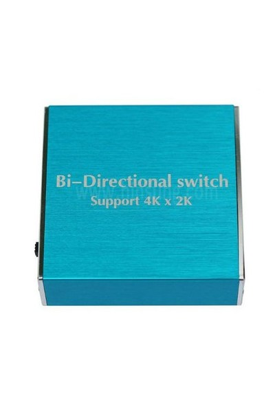 Probiel 4K Uhd 2 Port Hdmı Switch Çift Yönlü Bidirection Splitter (Hs-Sw5001)