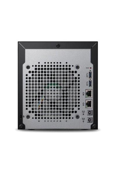 Western Digital My Cloud EX4100 16TB EMEA Çoklu Depolama Ünitesi (NAS) (WDBWZE0160KBK)
