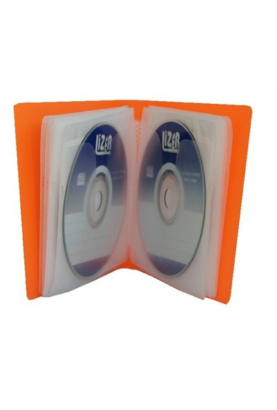 Lizer LP24 Turuncu CD Çantası