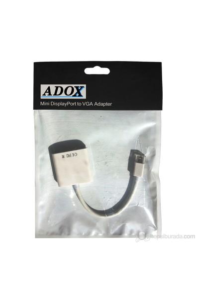 Adox MDV100 Mini Display Port - VGA Dönüştürücü