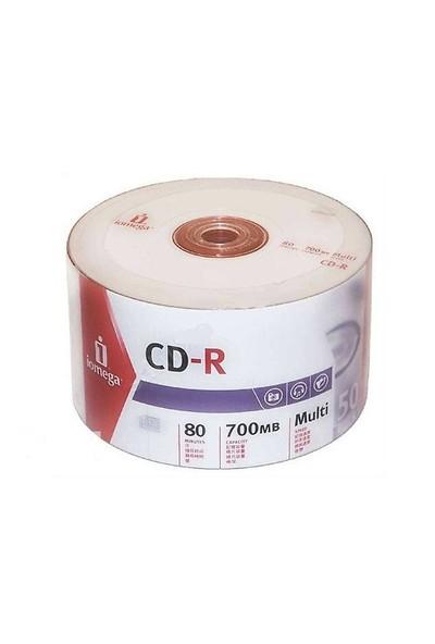 Iomega CD-R 52X 50li Spindle 700Mb 80dk (ICSP50)