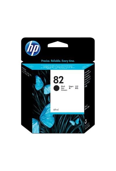 HP 82 Siyah Mürekkep Kartuş CH565AE /CH565A