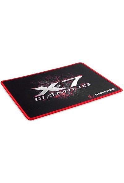 Rampage 300267 320X270x3mm Kırmızı Dikişli Oyuncu Mouse Pad