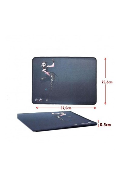 Cyber Oyuncu Mouse Pad Pad 892