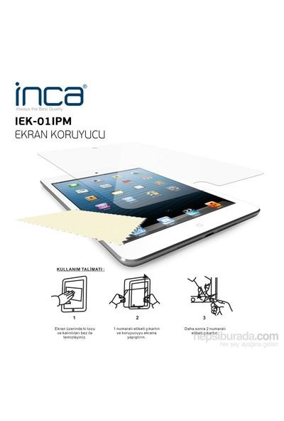 """Inca 7.9"""" iPad Mini Şeffaf Ekran Koruyucu"""