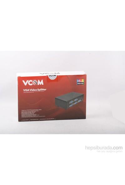Vcom Dd138 1Pc-8Mn 350Mhz Vga Çoklayıcı