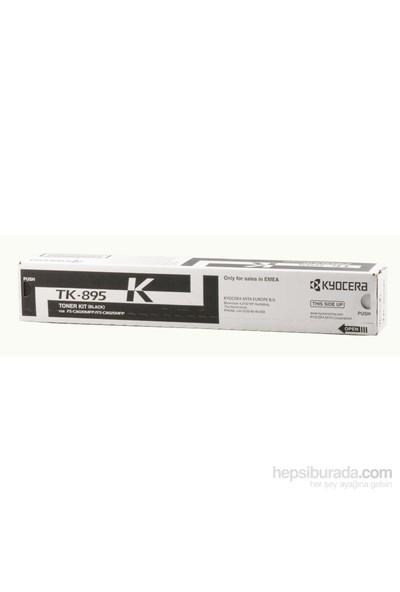 Kyocera Mıta Fs-C8020-8025 Siyah Toner (Tk-895K)