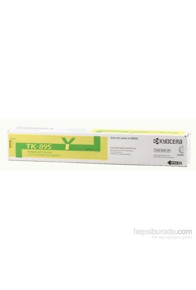 Kyocera Mıta Fs-C8020-8025 Sarı Toner (Tk-895Y)