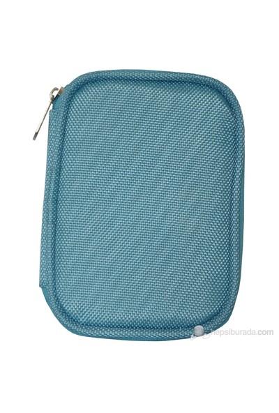 "Lizer Hd 8801-2 2.5"" External Harddisk Çantası Mavi"