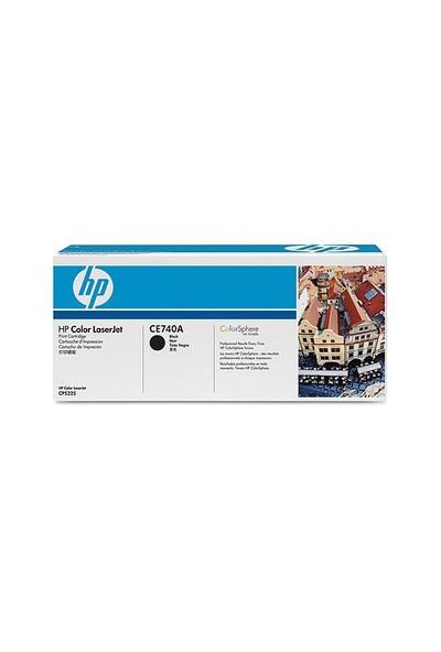 HP 307A Color LaserJet Siyah YazıcıCE740A