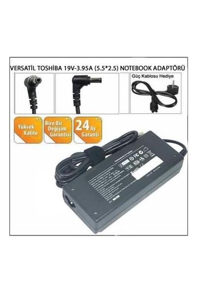 Versatil Toshiba 19V-3.95A (5.5*2.5) Notebook Adaptörü