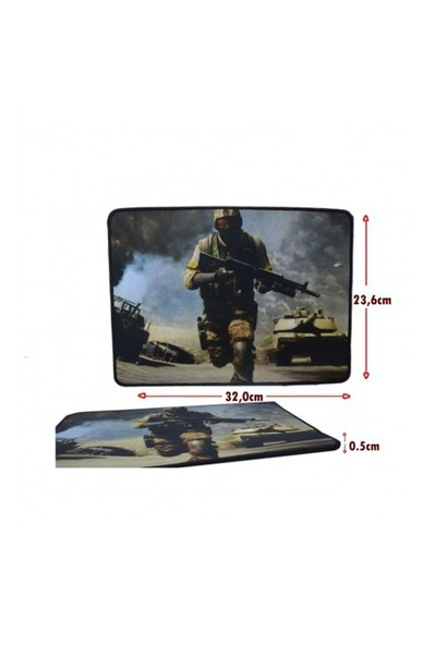 Cyber Oyuncu Mouse Pad Pad 880