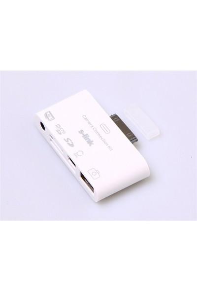 S-Link IP-500 iPod 5 in 1 Kamera Kablosu