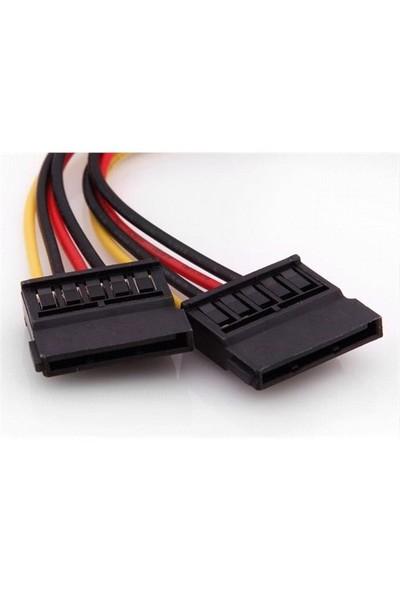 S-Link Sl-P516 İkili Sata Power Kablo