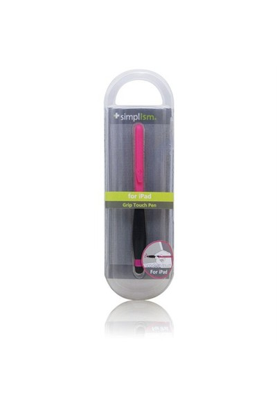 Simplism Grip Touch Pen iPad ve iPod Touch Kalemi (Pembe)10610