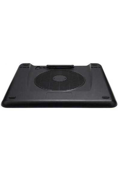"Zalman ZM-NC3 200mm Fan 12""-17"" Ultra Sessiz Notebook Soğutucu"